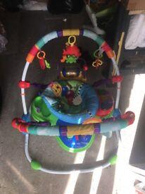Baby Einstein Neighbourhood Friends Activity Baby Jumper (Jumperoo)