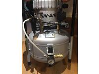 Jun Air Silent Compressor £130