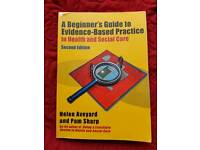 A beginner's guide to evidence based practice book