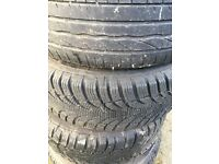 Snow tyres for sale