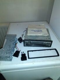 Sony minidisc player