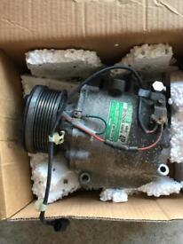 Honda air conditioning compressor
