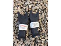 Bugaboo , maxi cosy car seat adaptors