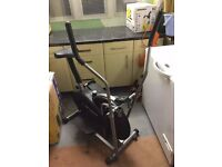 Confidence Fitness 2-In-1 Elliptical Cross Trainer & Exercise Bike