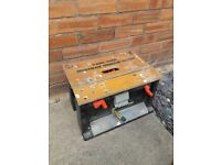 Black and Decker workmate work box wm450