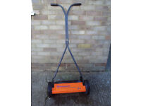 Husqvarna Novocut 64 manual push mower - cylinder lawnmower