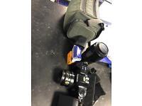 Olympus 101 camera