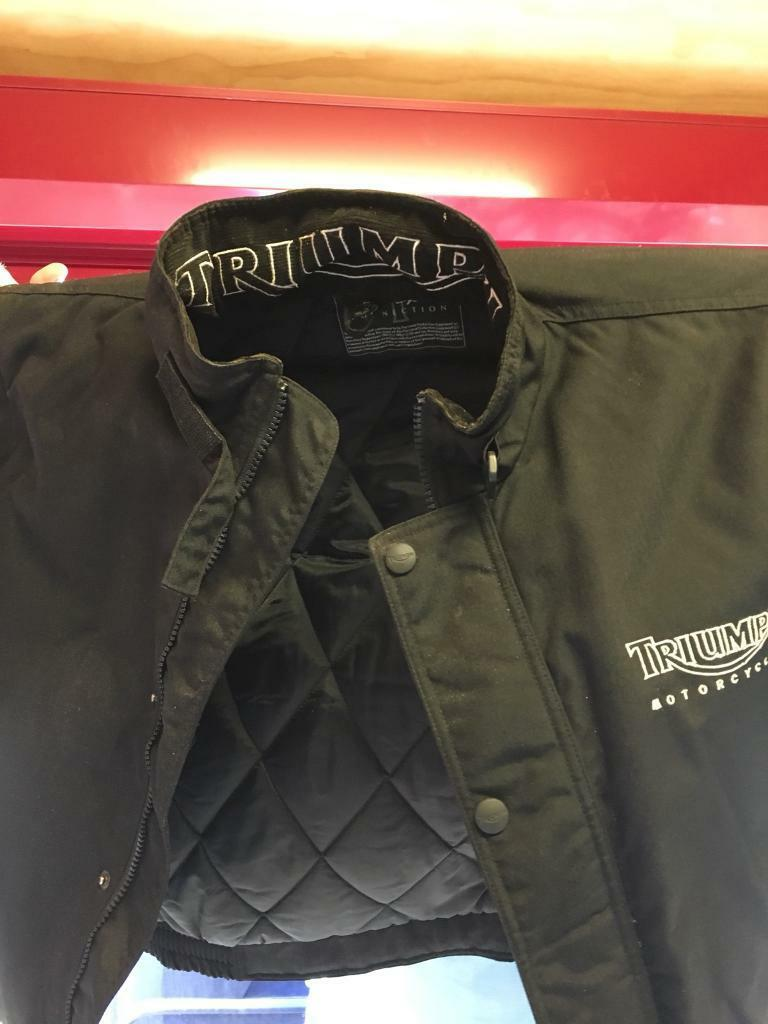 Triumph Motorcycle Jacket