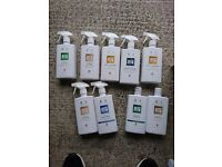 Assorted Auto Glym products