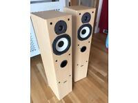 Tannoy MX3 floorstanding speakers