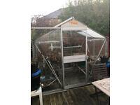 Greenhouse 7x6