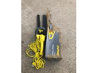 Challenge 55cm Corded Hedge Trimmer - 550W
