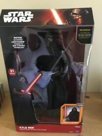 Interactive Kylo Ren Star Wars Force Awakens