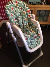Mama's and Papa's Highchair