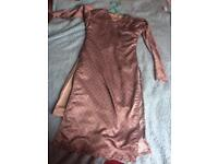 Pink Asian clothes 12-13