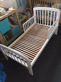 John Lewis Anna toddler / junior bed