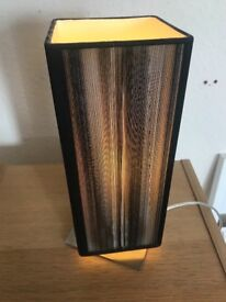 Bed side table lamp.