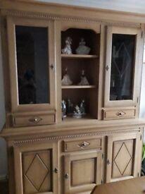 Quality Oak Furniture. Manufacturers - Karel Mintjens. Range - Safir - Will sell seperately