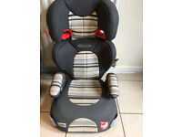 GRACO JUNIOR BOOSTER ( 15 - 36 kg ) 3.5 to 12 years - BABY CAR SEAT