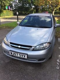 Chevrolet Lacetti for quick sale, everything working in good condition