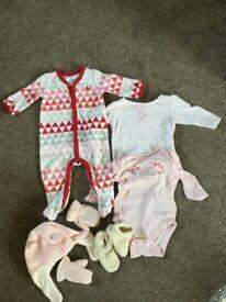 Girls 3-6 Months Baby Gap Winter Bundle