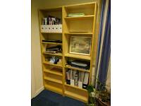 IKEA Billy bookcase in birch, discontinued width! (One left)
