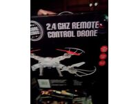 Drone never used