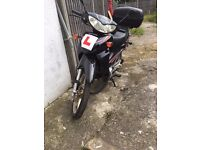 Haotian Black colour (like honda wave)