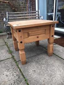 Side table/ lamp table
