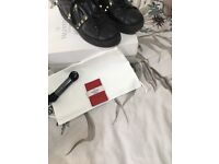 Women's Valentino trainers, U.K. Size 5.5, worn a hand full of times, great condition with box