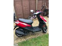 Lexmoto FM50 moped scooter for sale