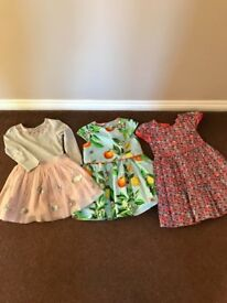 Girls clothes and shoes age 3-4
