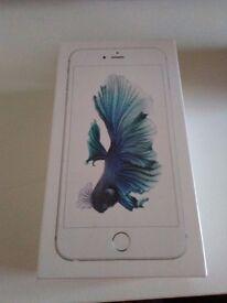 Brand new sealed iphone 6s plus 16gb