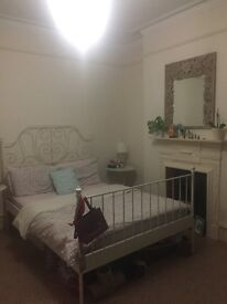 Large Double Room in beautiful mansion block