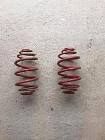 Astra 1.9 cdti rear eibach springs.