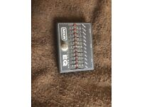 MXR 10 band EQ (pre owned) - no power supply