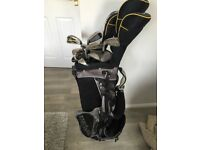 Golf clubs Wilson prostaff