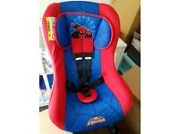 Marvel Driver Spiderman Group 0-1 Car Seat