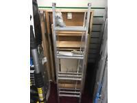 Alluminium loft ladder