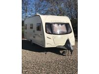 2005 Avondale eagle 4 berth fixed bed