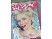 Marie Antoinette, DVD, new