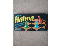 Halma board game (Spears)