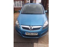 zafira 7 searter very nice smooth runner car for quick sale 995 only