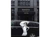 Full-time Bar Waiter / Waitress at Dakota Deluxe Glasgow