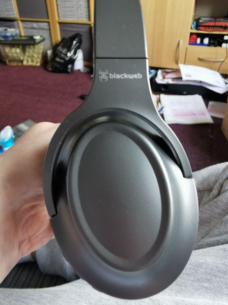 Blackweb headphones | in Dunfermline, Fife | Gumtree