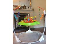 Jumparoo by Fisher Price In As New Condition