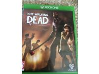 Walking dead 1 xbox one