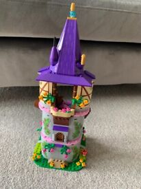 Lego Rapunzel tower set
