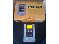 ZOOM palmtop studio PS-04