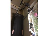 V-Fit Motorised Foldable Treadmill